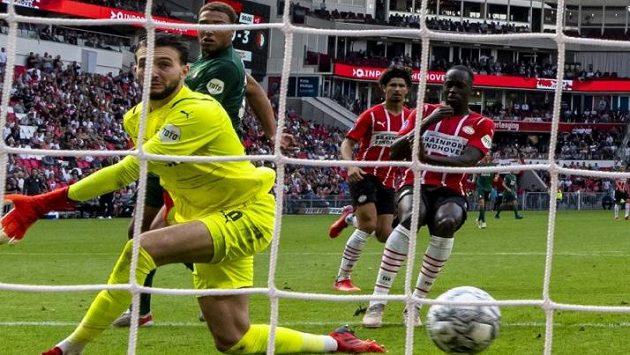 Fotbalisté Feyenoordu Rotterdam deklasovali Eindhoven 4:0