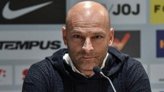 Adrián Guľa se stal novým trenérem Plzně