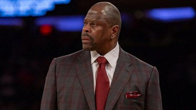 Někdejší hvězda basketbalové NBA Patrick Ewing se nakazil koronavirem