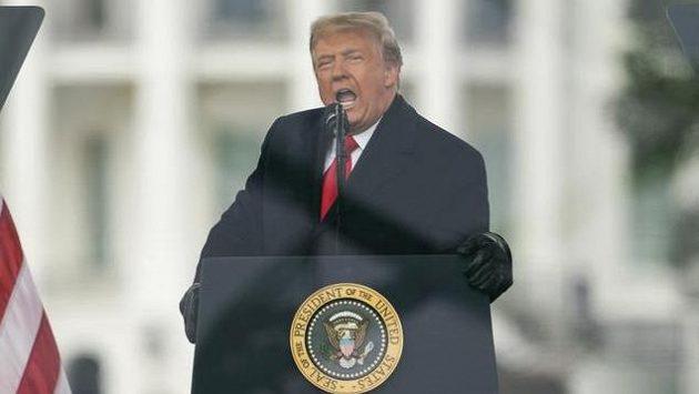 President Spojených států Donald Trump