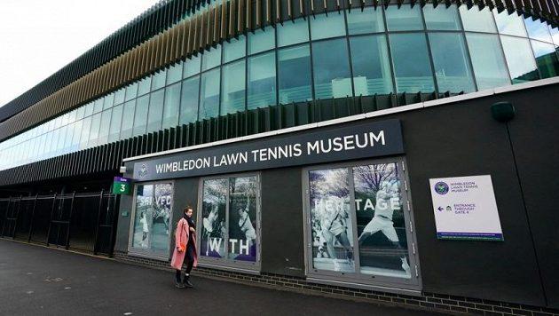 Letošní ročník Wimbledonu se hrát nebude
