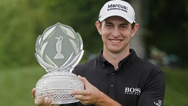 Turnaj série PGA Tour The Memorial v Dublinu vyhrál v play off na první dodatečné jamce Patrick Cantlay