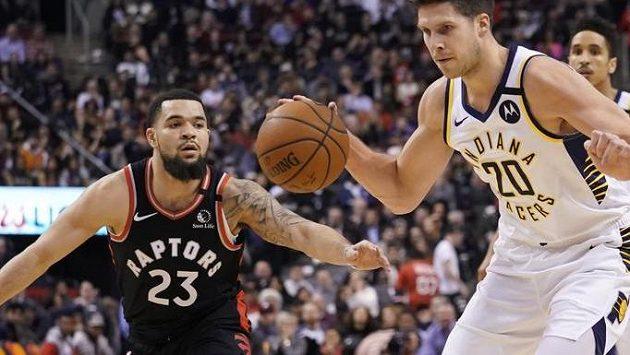 Basketbalisté Toronta vyhráli podvanácté v řadě