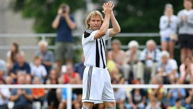 Fotbalista Pavel Nedvěd