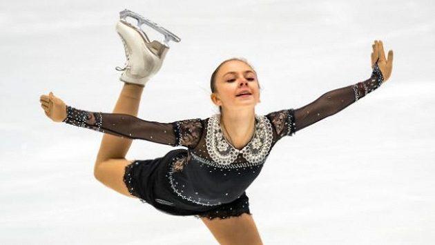 Čtrnáctiletá Ruska Sofia Akatěvová
