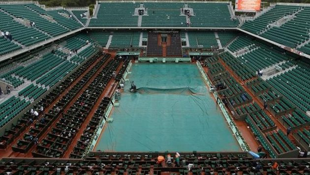 Roland Garros byl kvůli pandemii koronaviru přeloženo na podzim.