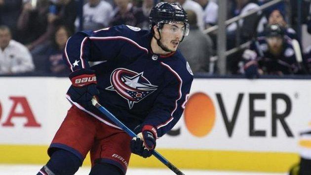 Obránce Zach Werenski z Columbusu doplní kádr hokejistů Spojených států americkýc