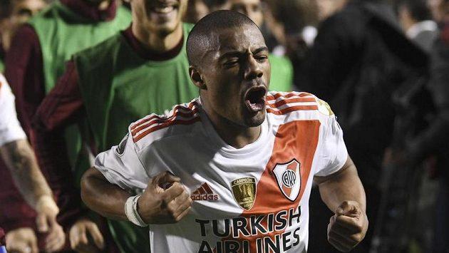 Fotbalisty River Plate dělí už jen krok od obhajoby vítězství v Poháru osvoboditelů