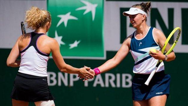 Krejčíková se Siniakovou bojují o titul z French Open