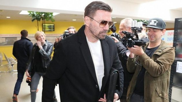 Tomáš Řepka alimenty na syna dodatečně uhradil
