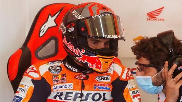 Mistr světa MotoGP Marc Márquez