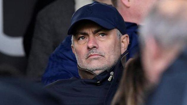 Fotbalový manažer Jose Mourinho je momentálně bez angažmá.