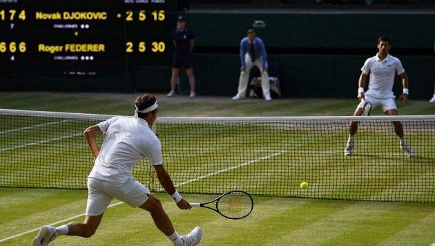 Letošní ročník Wimbledonu by mohl navštívit více diváků, než se předpokládalo (ilustrační foto)