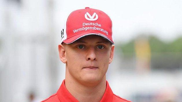 Michael Schumacher mladší.