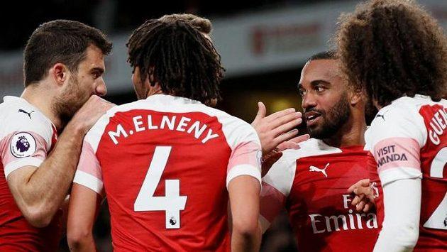 Arsenal proti Newcastlu nezaváhal a slaví zasloužené vítězství