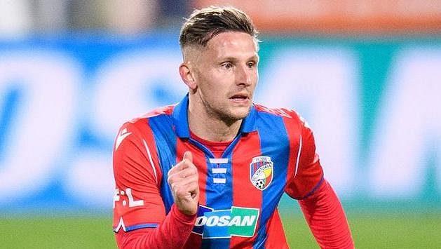 Filip Kaša z Viktorie Plzeň.