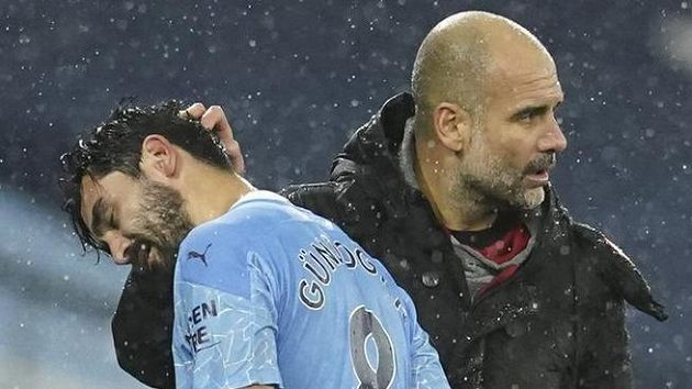 Fotbalisté Manchesteru City kvůli dalším případům nákazy koronavirem proti Evertonu nenastoupí (ilustrační foto)