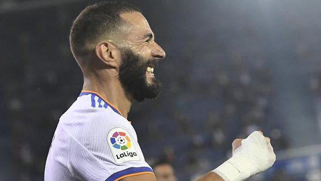 Karim Benzema s předstihem prodloužil smlouvu v Realu Madrid