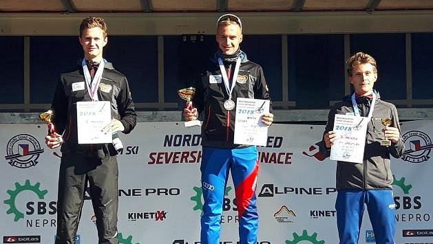Tomáš Portyk se stal počtvrté za sebou mistrem republiky v letní severské kombinaci. Také další příčky obsadili závodníci Dukly Liberec – druhý skončil Lukáš Daněk, třetí starší dorostenec Petr Šablatura.