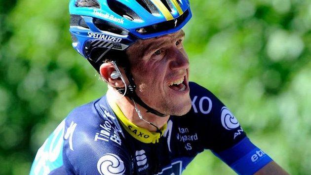 Bývalý úspěšný dánský cyklista Chris Anker Sörensen