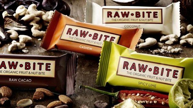 Raw Bite - Něco syrového k zakousnutí.