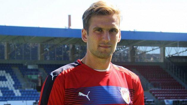 Tomáš Poznar ještě v dresu Plzně.