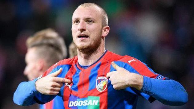 Michal Krmenčík je nejlepším kanonýrem ligy.