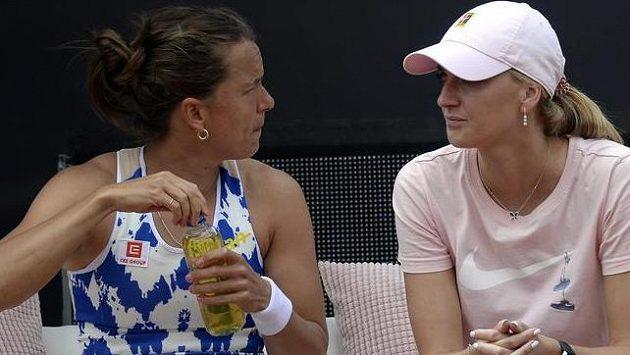 České tenistky se v srpnu mohou představit na turnaji WTA v Praze