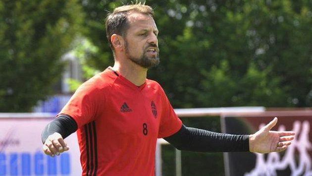 Marek Matějovský se zase sešel v Mladé Boleslavi s trenérem Dušanem Uhrinem.