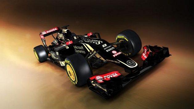 Nový Lotus E23 Hybrid.