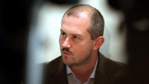 Šéf Lidové strany Naše Slovensko Marián Kotleba.