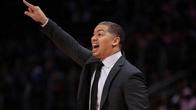Basketbalisty Los Angeles Clippers povede jako hlavní kouč Tyronn Lue
