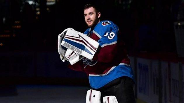 Pavel Francouz se těší na restart sezony NHL