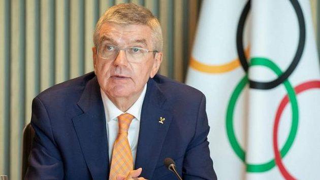 Thomas Bach nevyloučil karanténu pro sportovce na olympijských hrách v Tokiu