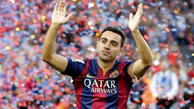 Bývalý záložník španělské reprezentace a Barcelony Xavi po sezoně ukončí kariéru