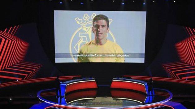 Nejlepším fotbalistou minulého ročníku Evropské ligy byl zvolen Gerard Moreno z Villarrealu