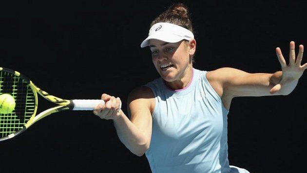Jennifer Bradyová při Autralian Open