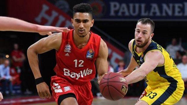 Basketbalová liga v Německu vyvrcholí turnajem v Mnichově (ilustrační foto)