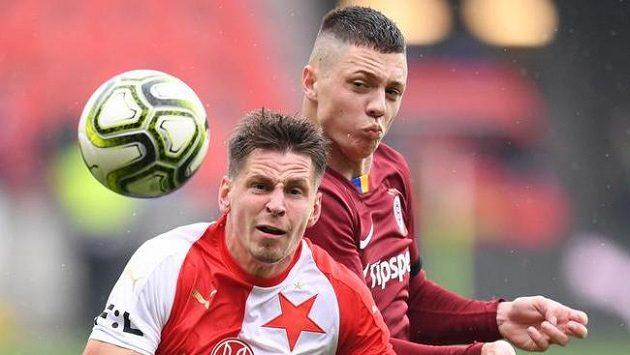Co bude rozhodovat v derby podle trenéra Slavie Jindřicha Trpišovského?