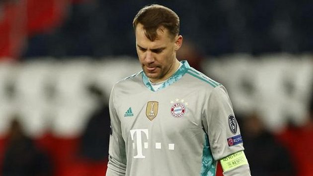 Sestřih čtvrtfinálového zápasu Ligy mistrů PSG - Bayern