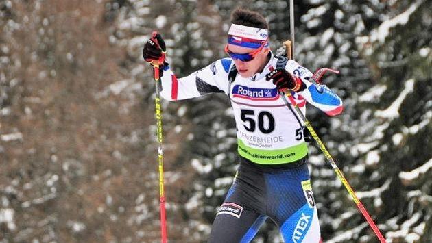 Biatlonista Ondřej Mánek získal na mistrovství světa juniorů a dorostenců stříbrnou medaili.