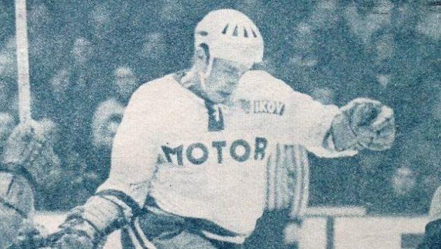Karel Masopust na archivním snímku.