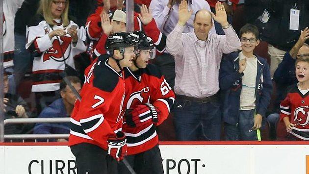 NHL: Češi zářili napříč generacemi. Jágr rozhodl prodloužení, skóroval i Jaškin