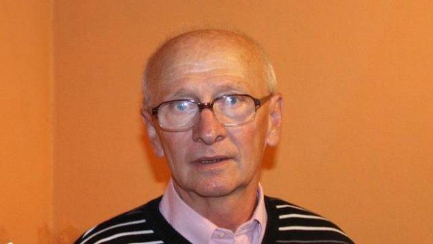 Vlado Miko na archivním snímku.