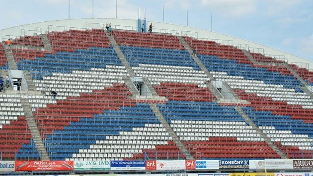Andrův stadión v Olomouci, ilustrační foto.