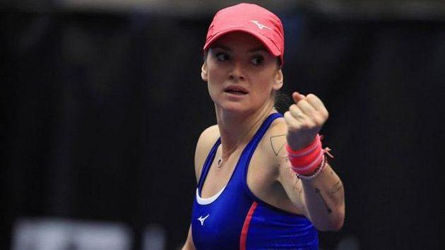 Tereza Martincová si zajistila účast v hlavní soutěži turnaje v Linci