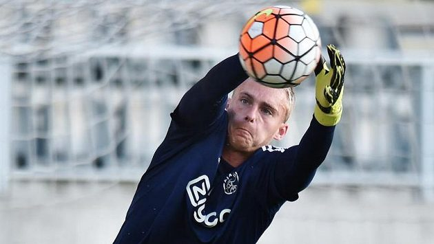 Jablonečtí fotbalisté doufají, že brankář Ajaxu Jasper Cillessen na severu Čech rychle přijde o dosavadní neprůstřelnost.