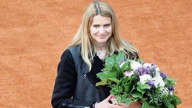 Lucie Šafářová se rozloučila s tenisovou kariérou