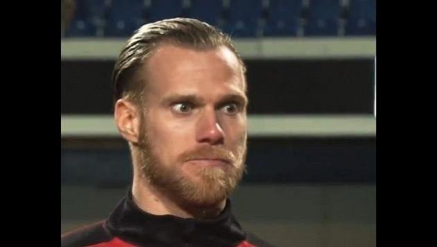 Český reprezentační obránce Tomáš Kalas ve službách Bristolu City