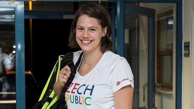Badmintonistka Kristína Gavnholt před odletem do Ria